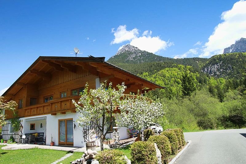 Holiday apartment, 65 square meters , Sankt Ulrich Am Pillersee, Austria