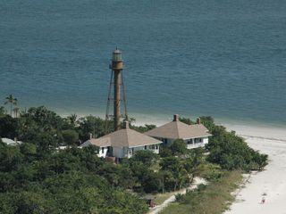Sanibel Island condo photo - Sanibel Lighthouse Beach