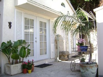 Additional guest house to rent