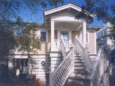 Last Edition Exterior - Cottage Rental Agency Seaside, Florida