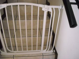 Milnerton condo photo - Childs security gate, childs chair, car seat, travel cot, toy box available.