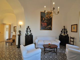 Massa Lubrense villa photo - Luxury villa in costiera with swimmingpool