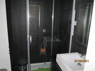 Baixa apartment photo - Bathroom ( shower )