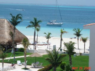 Cancun condo photo - View from Main Terrace