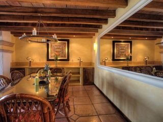Indoor Dining Room - Puerto Vallarta villa vacation rental photo