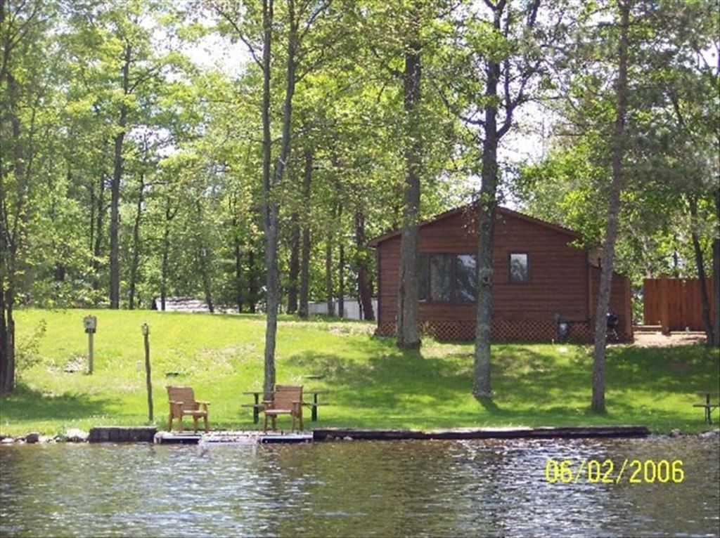 Breezy Bay Cottage Lake Nokomis Tomahawk Vrbo
