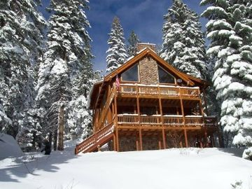 Tamarack chalet rental - Bear Valley Chateau
