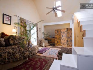 Venice Beach apartment photo - Lounge Area Anthropology Style