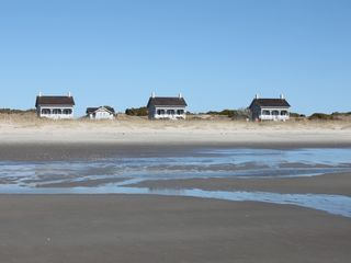 Bald Head Island house photo - Captain Charlie's - Historical Landmark Lighthouse Keeper's homes on South beach