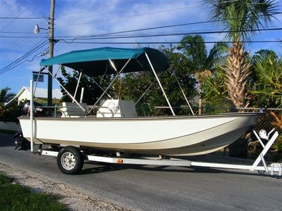 17' Boston Whaler For Rent