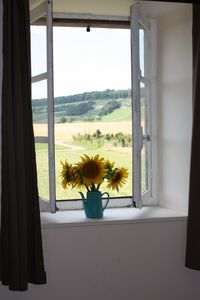 Chatillon-sur-Seine house rental - View from bedroom 2
