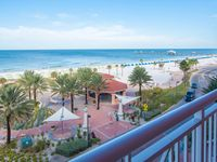 Beachview luxury, private elevator, 2 masters, pool, gym, W/D, Wi-Fi, cable-503 Aqualea/Fall Special