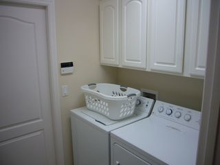 Highlands Reserve house photo - Laundry Room with Washer & Dryer