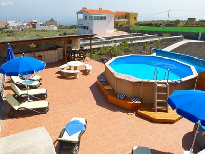 Pool, idyllic south-east location on a rural finca, 15 min to the beach