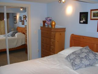 Provincetown condo photo - Blue Bedroom #1