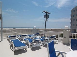 Wildwood Crest condo photo - View from the sun deck