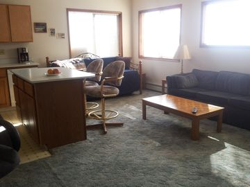 Anchorage apartment rental