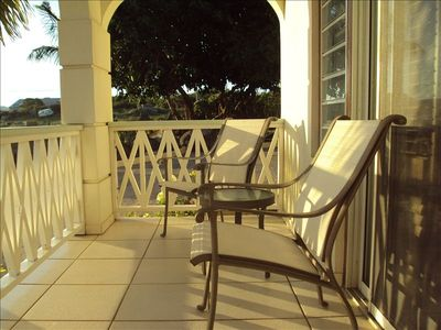 Step out and watch the sunrise from the Master Bedroom balcony.