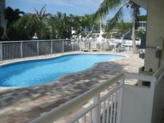 Islamorada house photo - Pool view