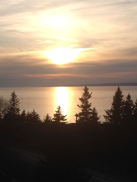 Watch the Highest Tides In The World From Beautiful Baxter's Harbour N.S