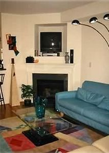 Fireplace/Cable TV