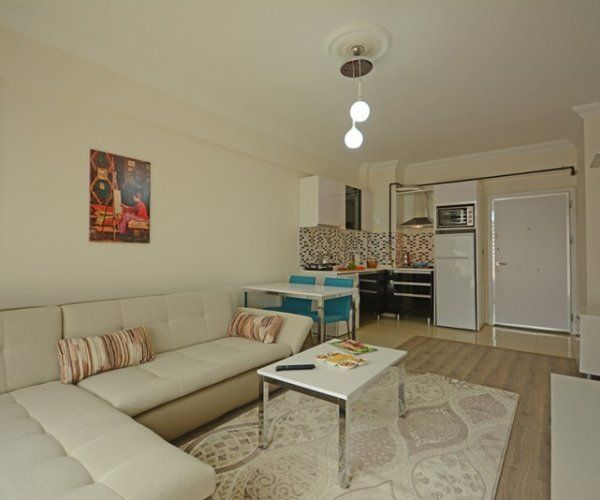 1+1 Comfortable Apartment In Kayseri
