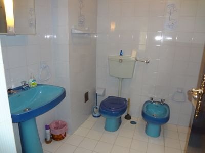 Ericeira apartment rental - Bathroom