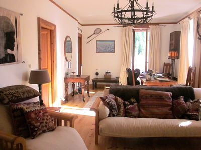 Two apartments with superb views of Mont Blanc and Grand Montets