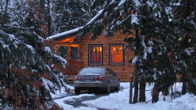 Bath cabin rental - Winter Wonder