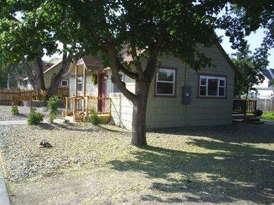 Baker City bungalow rental