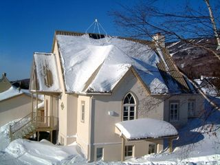 Quebec City house photo - The Chapel in the winter