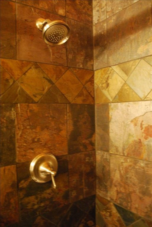 Natural Slate-Stone Master Shower