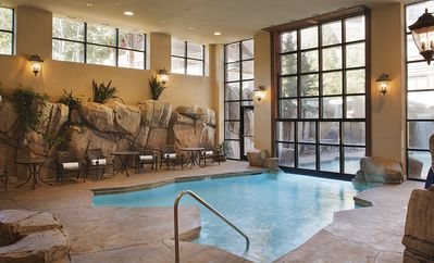 Teton Village condo rental - Indoor pool
