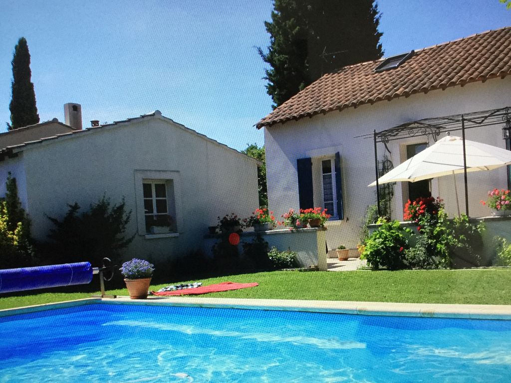 charming provencal house with swimming pool near 1419747. Black Bedroom Furniture Sets. Home Design Ideas