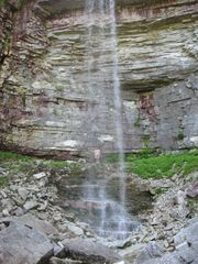 New Paltz house photo - Waterfall from nearby hiking trail