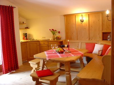 Something very special ... right in the walking area, directly on the slopes, stunning views