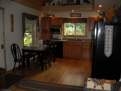 Lovely New Canyon Country Cabin In Wellsboro Vrbo