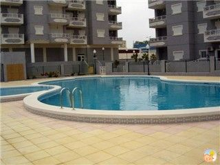 La Marina apartment rental - Large communal pool