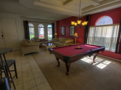 Legacy Dunes house rental - And with two spacious living areas.........