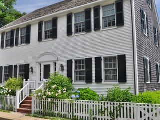 Edgartown house photo - The Colonial On Cottage Street: Village Classic With Contemporary Flair