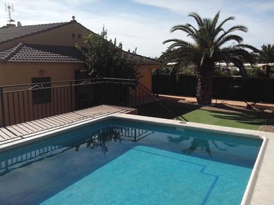 Comfortable villa with swimming pool (Linares-Andalusia)