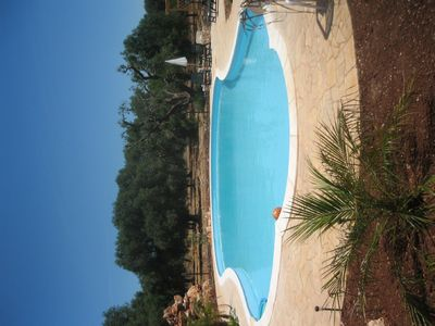16 x 8 metre Swimming Pool