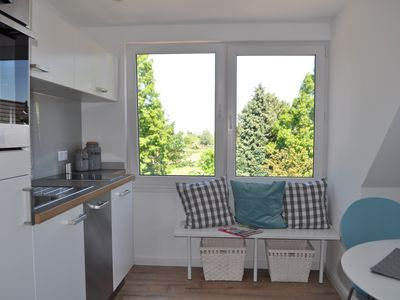 NEW, high quality holiday apartment on the Elbe, close to the city