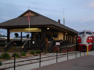 Branson hotel photo - Step Out of the Hotel & Ride The Scenic Railway!