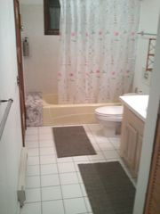 Mount Snow house photo - Ample bath space for all guests with intimate sauna...