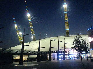 Greenwich apartment photo - The O2 Arena (also near to the new Emirates Airline) about 20 mins by DLR