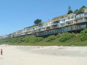 La Selva Beach townhome rental - Beach Townhomes on Manresa State Beach. La Selva Ca. 95076