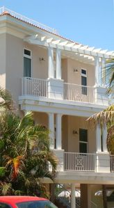 Anna Maria townhome rental - View of House