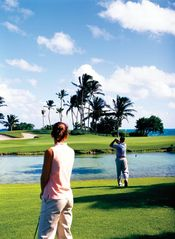Nassau & Paradise Island villa photo - Golf