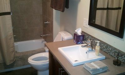 Bend house rental - Lower level - Bathroom #4